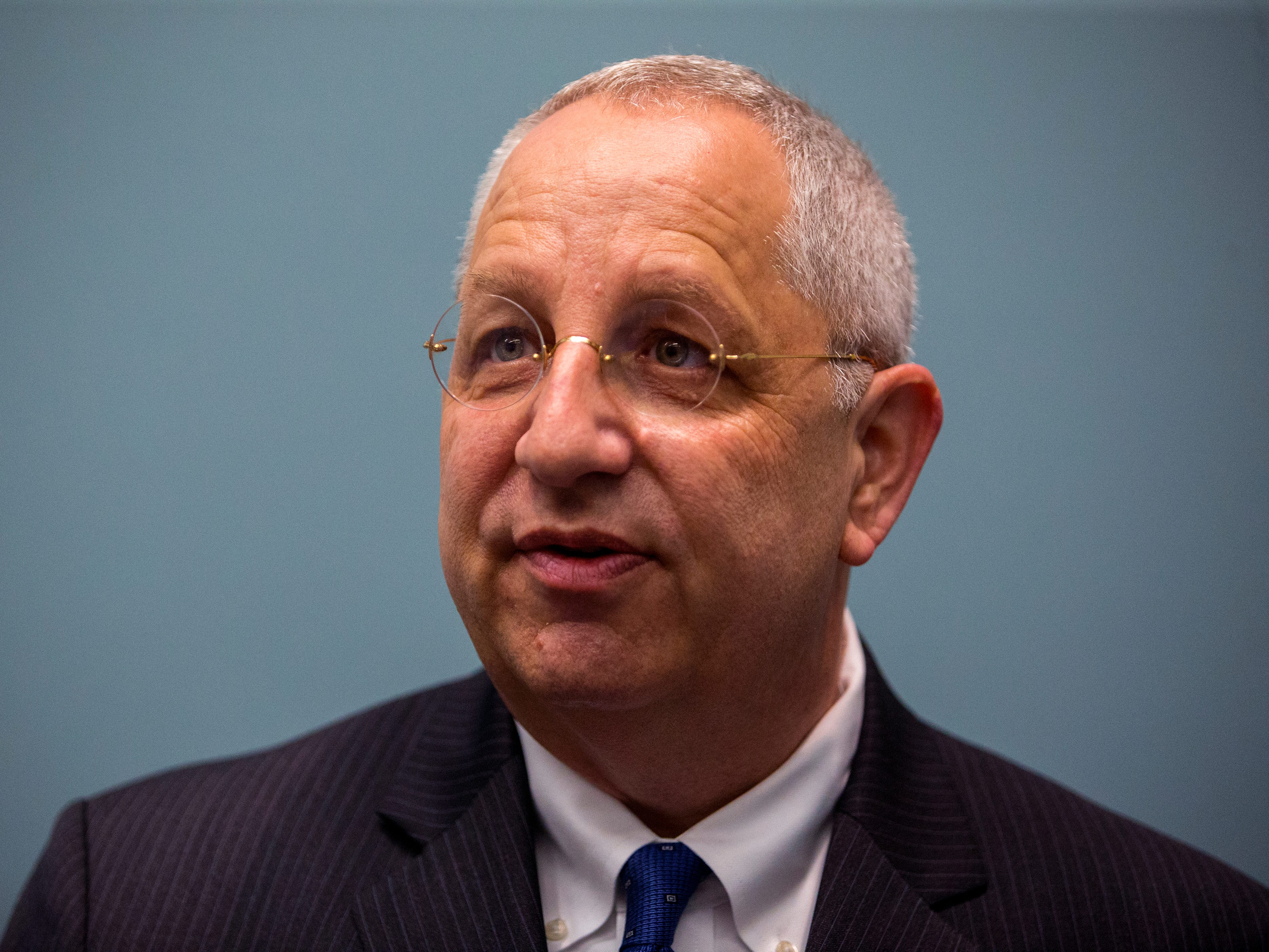 Lee Feldman is one of four finalists for Corpus Christi's city manager position.