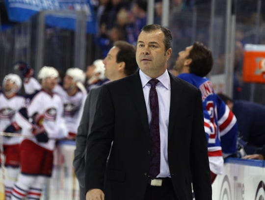 Alain Vigneault joins the Flyers with a resume of 15 years of NHL coaching experience. He was last employed by the New York Rangers.
