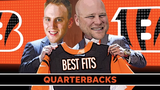 Cincinnati Bengals beat writers Fletcher Page and Paul Dehner Jr. offer their pick at quarterback for the 2019 NFL Draft.