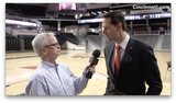 John Fay speaks with John Brannen, UC's new head basketball coach