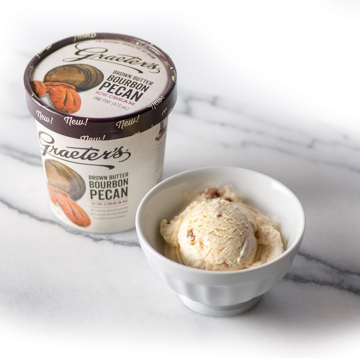 Graeter's releases Kentucky Derby-inspired flavor. Yes, it involves bourbon