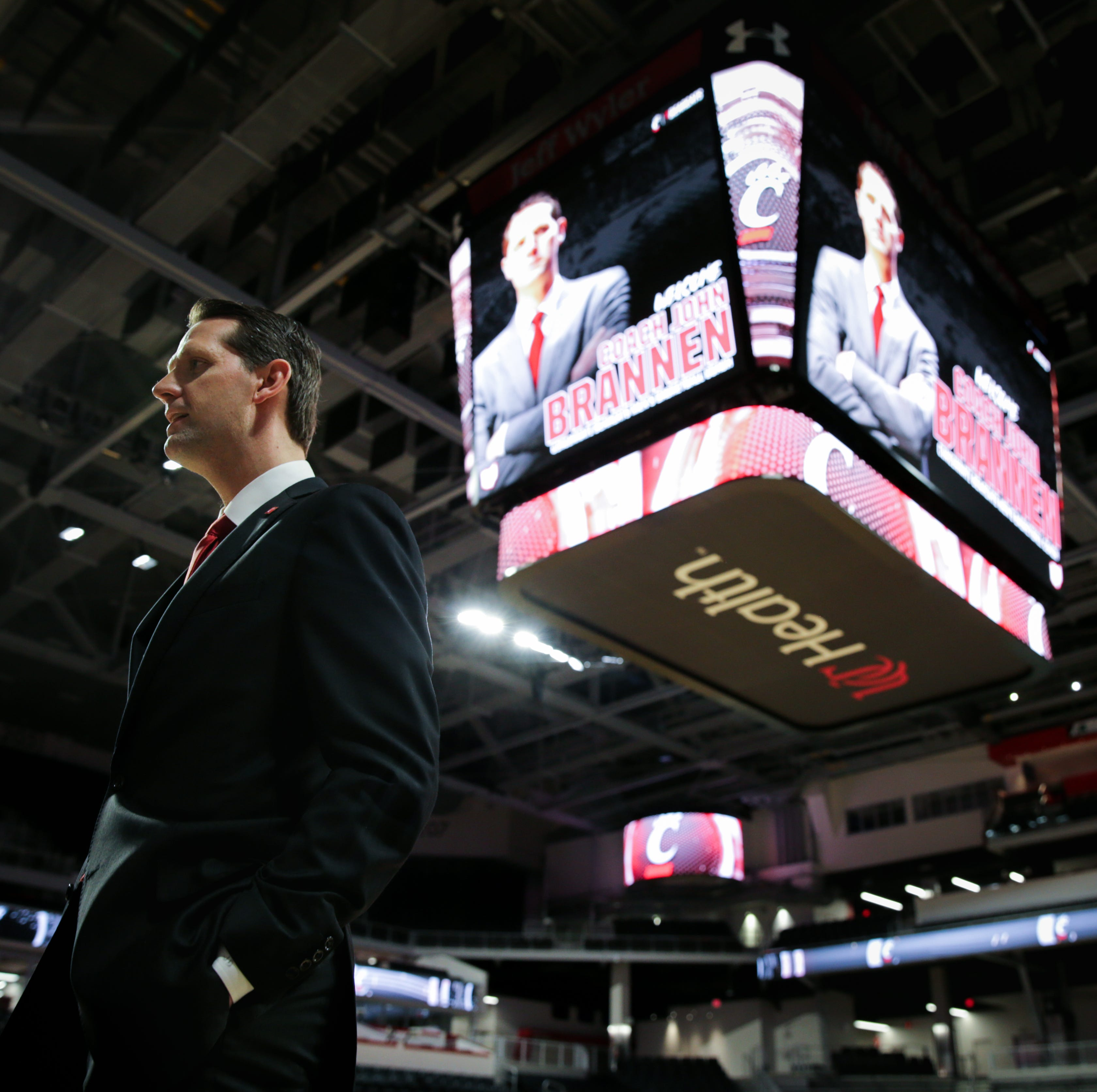 The legendary work ethic of 'relentless' John Brannen and his path to the Cincinnati Bearcats