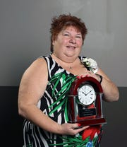 Edith Hulsman, 2019 COA's Outstanding Caregiver Award Winner.