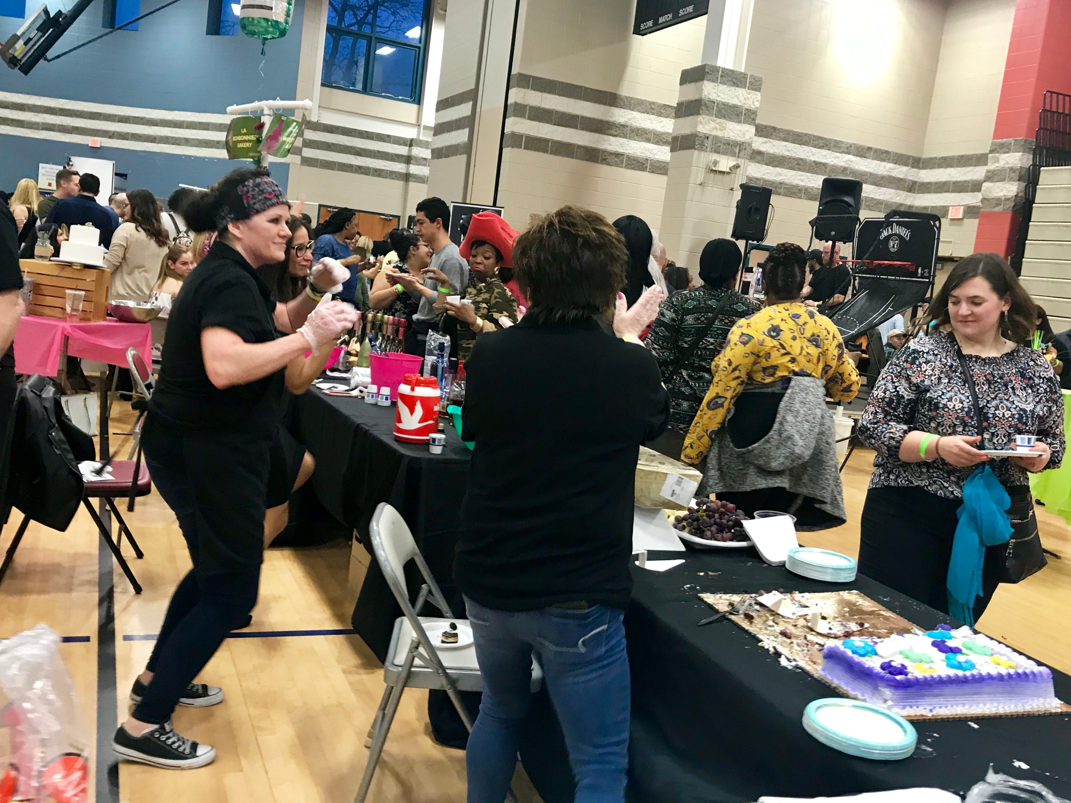 Scenes from Rahway's sold-out Taste of Spring, held Friday, April 12 at the Rahway Recreation Center.