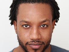 """Donnell E. Smith stars as Bowzie Brandon in Jiréh Breon Holder's award-winning civil rights drama """"Too Heavy for Your Pocket"""" running April 23 to May 19 at George Street Playhouse in New Brunswick."""
