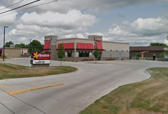 Hardee's at 109 S. Ankeny Blvd. has permanently closed and the property is for sale.