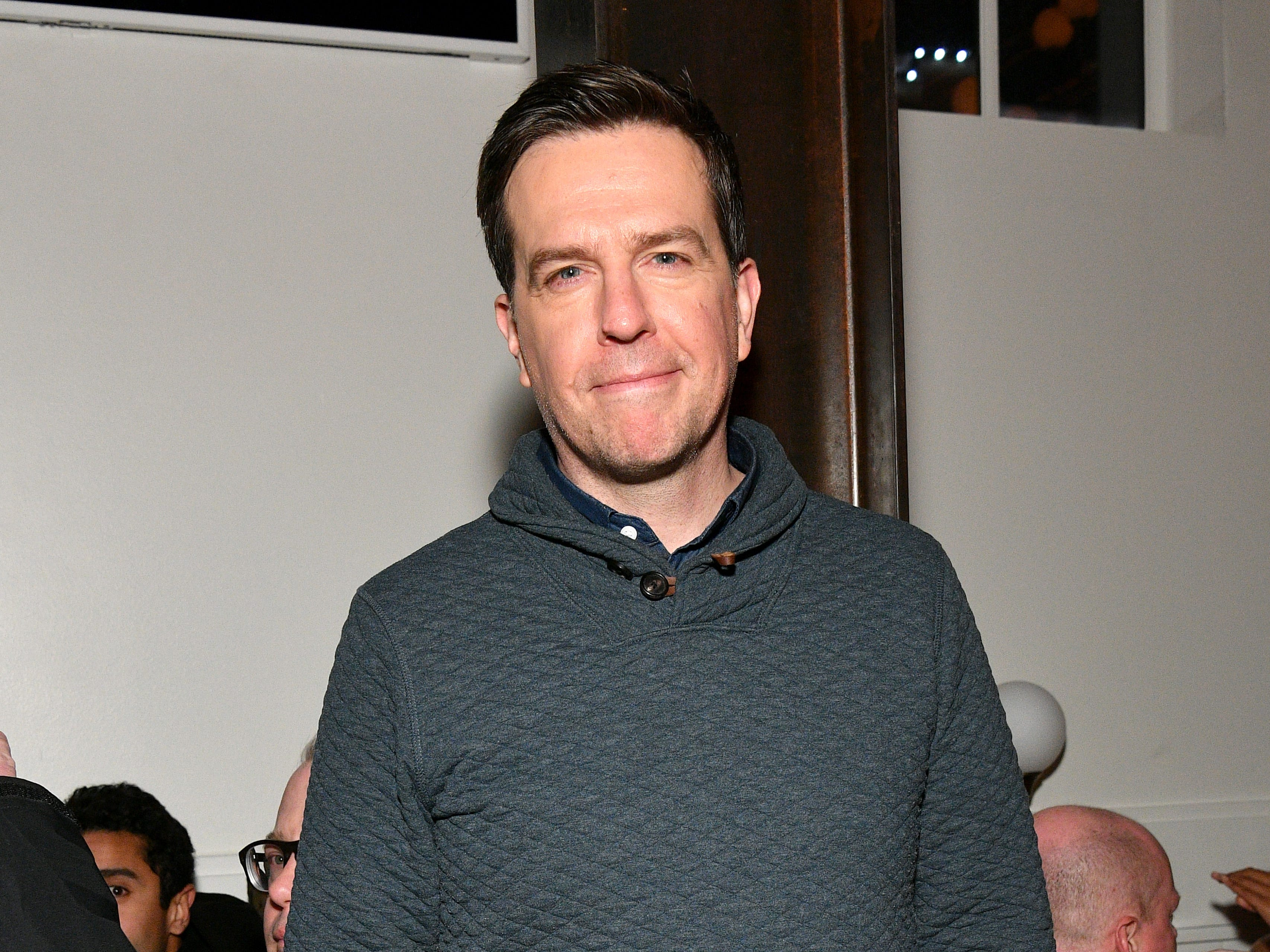 """Ed Helms played Andy Bernard on NBC's """"The Office."""""""