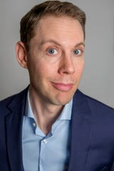 Ryan Hamilton's observational humor is clean-cut and family-friendly.