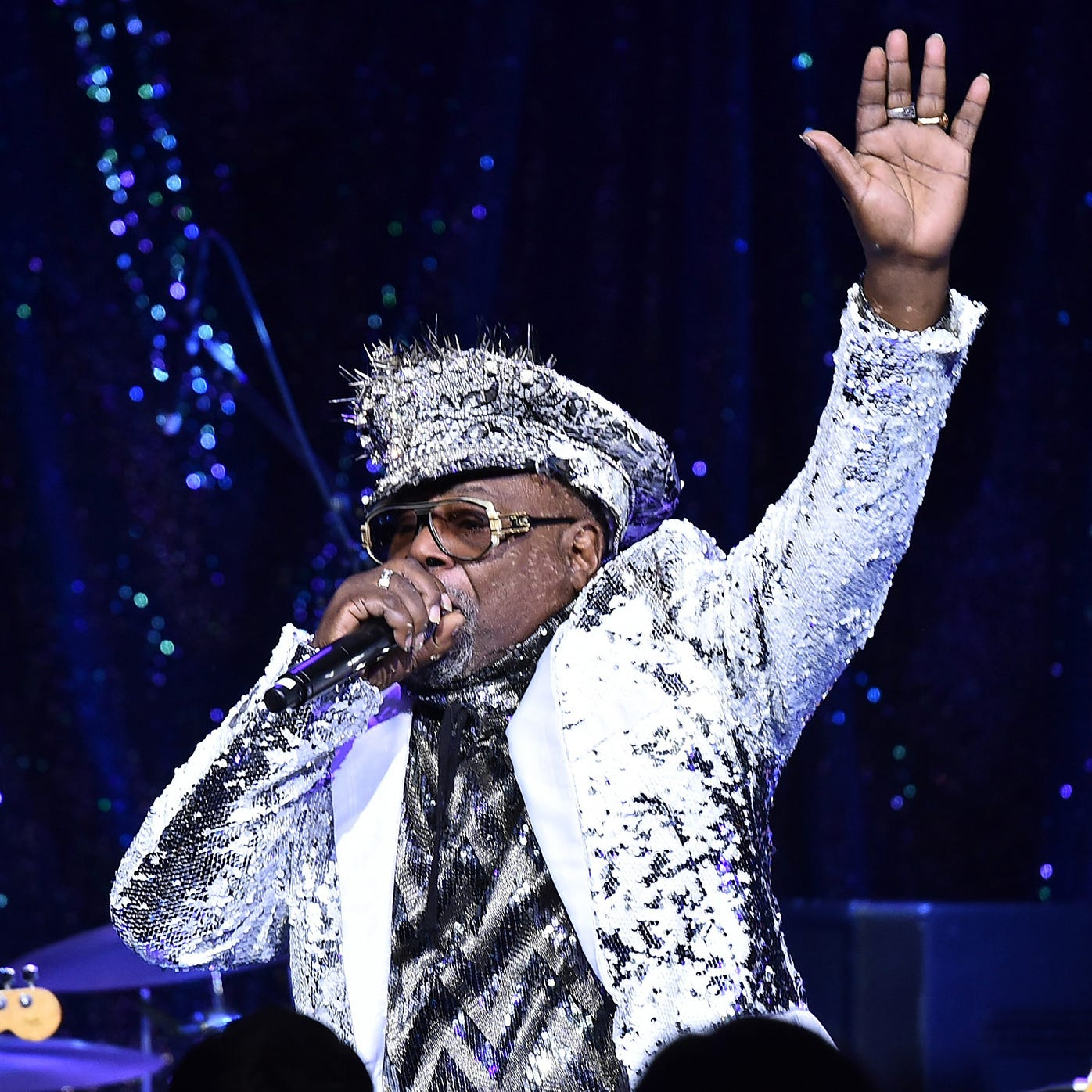 George Clinton P-Funk farewell tour set for June 20 at Freedom Hill