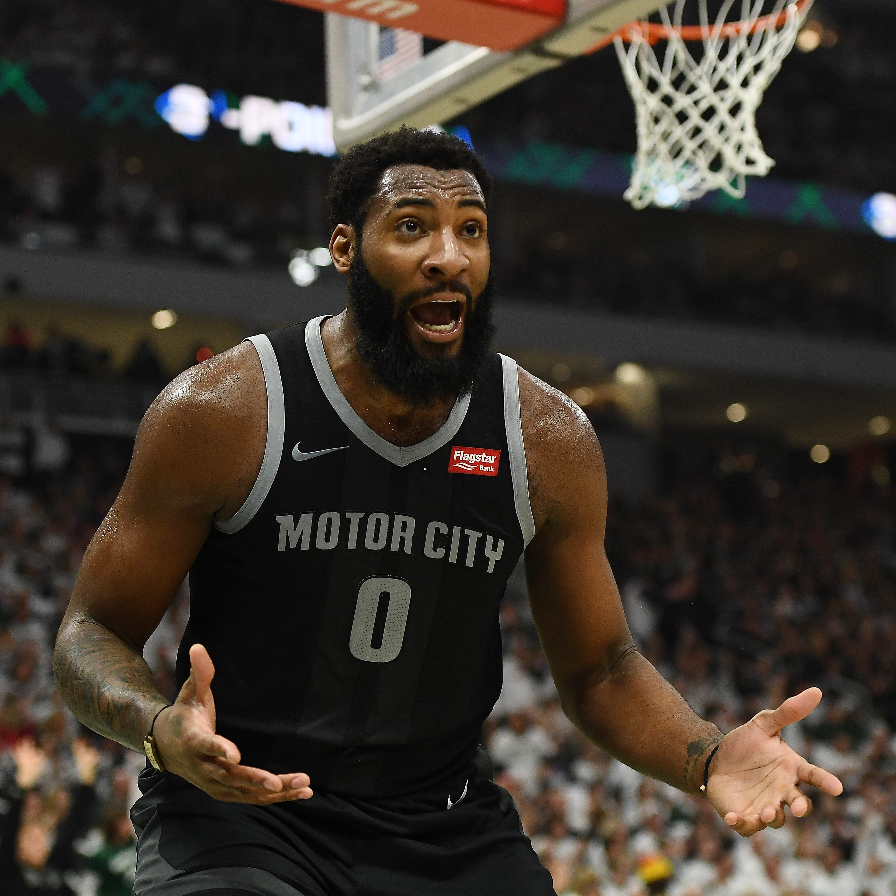Bucks player: Andre Drummond's foul on Giannis Antetokounmpo 'dangerous'