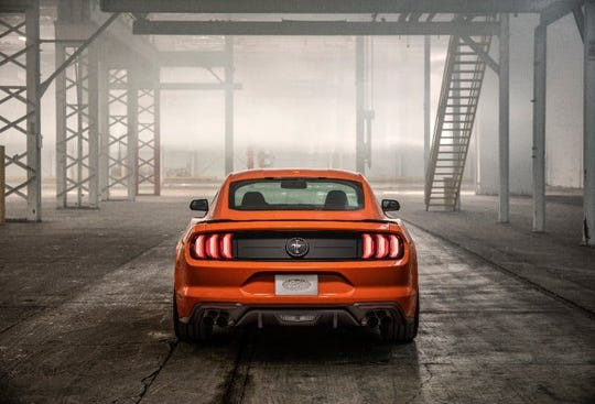 Following an experiment with a Focus RS engine swap, the Mustang team completed the design-to-approval process for the 2.3L high-performance package in under 10 months, Ford said.