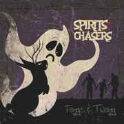 """""""Spirits and Chasers"""" is the new album from country trio Fangs and Twang."""