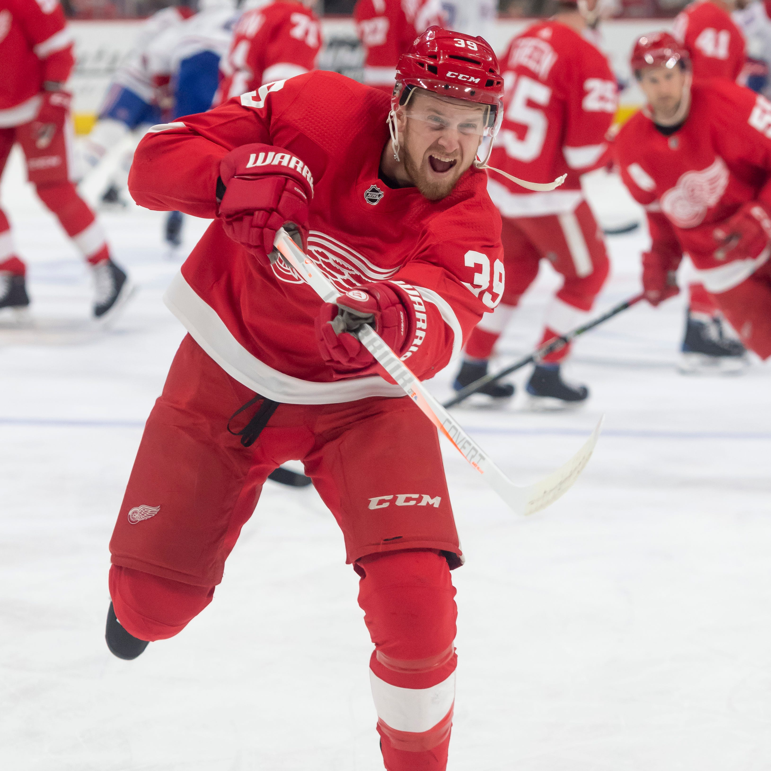 Host of Red Wings to earn invitations to world hockey championships