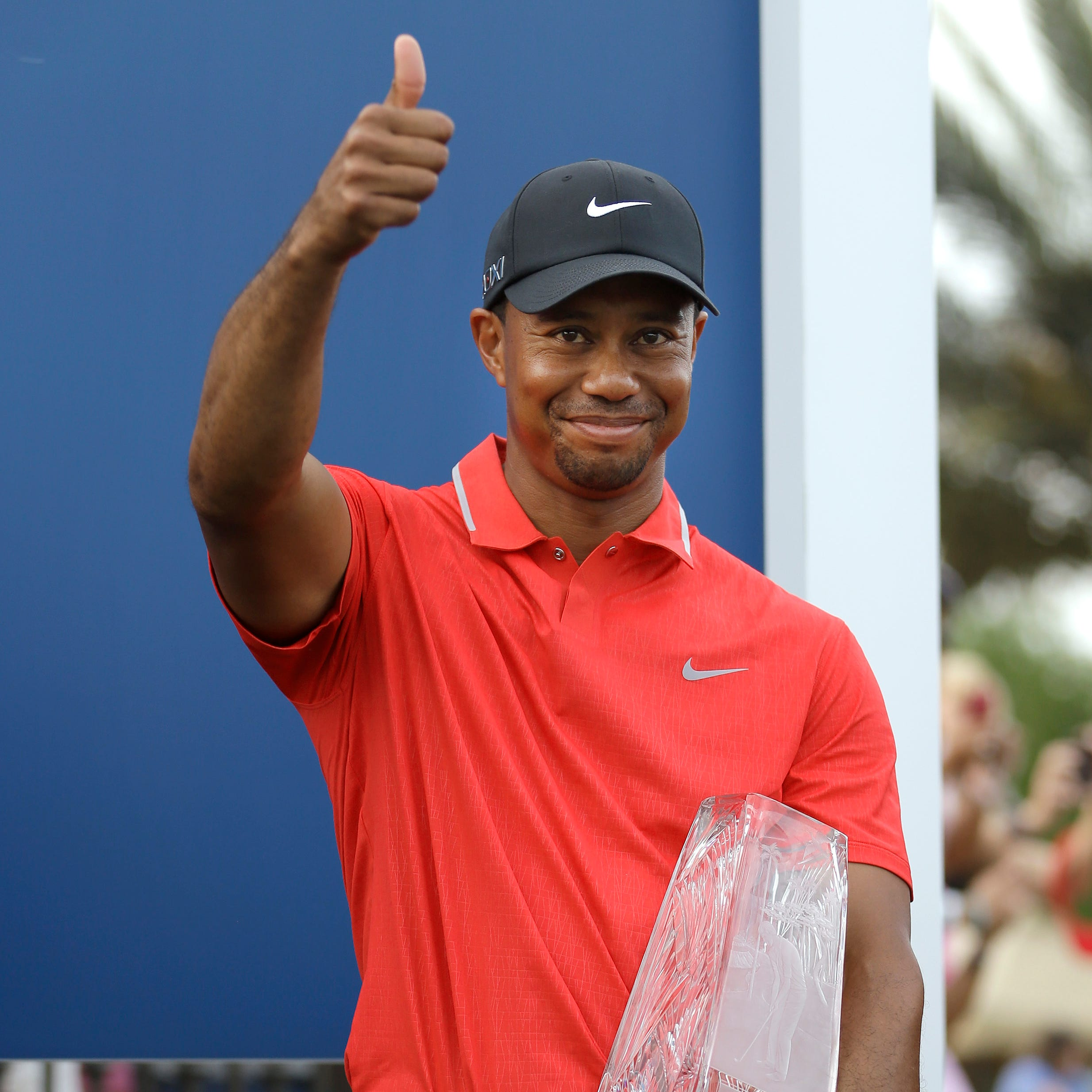 Niyo: Roar restored, Tiger Woods looks capable of chasing down Jack Nicklaus' record