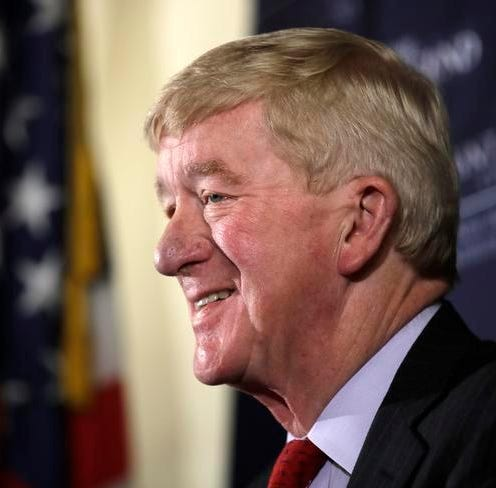 Weld to challenge Trump for '20 GOP nomination