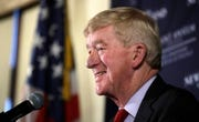"Weld said Monday in announcing his candidacy that ""it is time to return to the principles of Lincoln – equality, dignity and opportunity for all."""