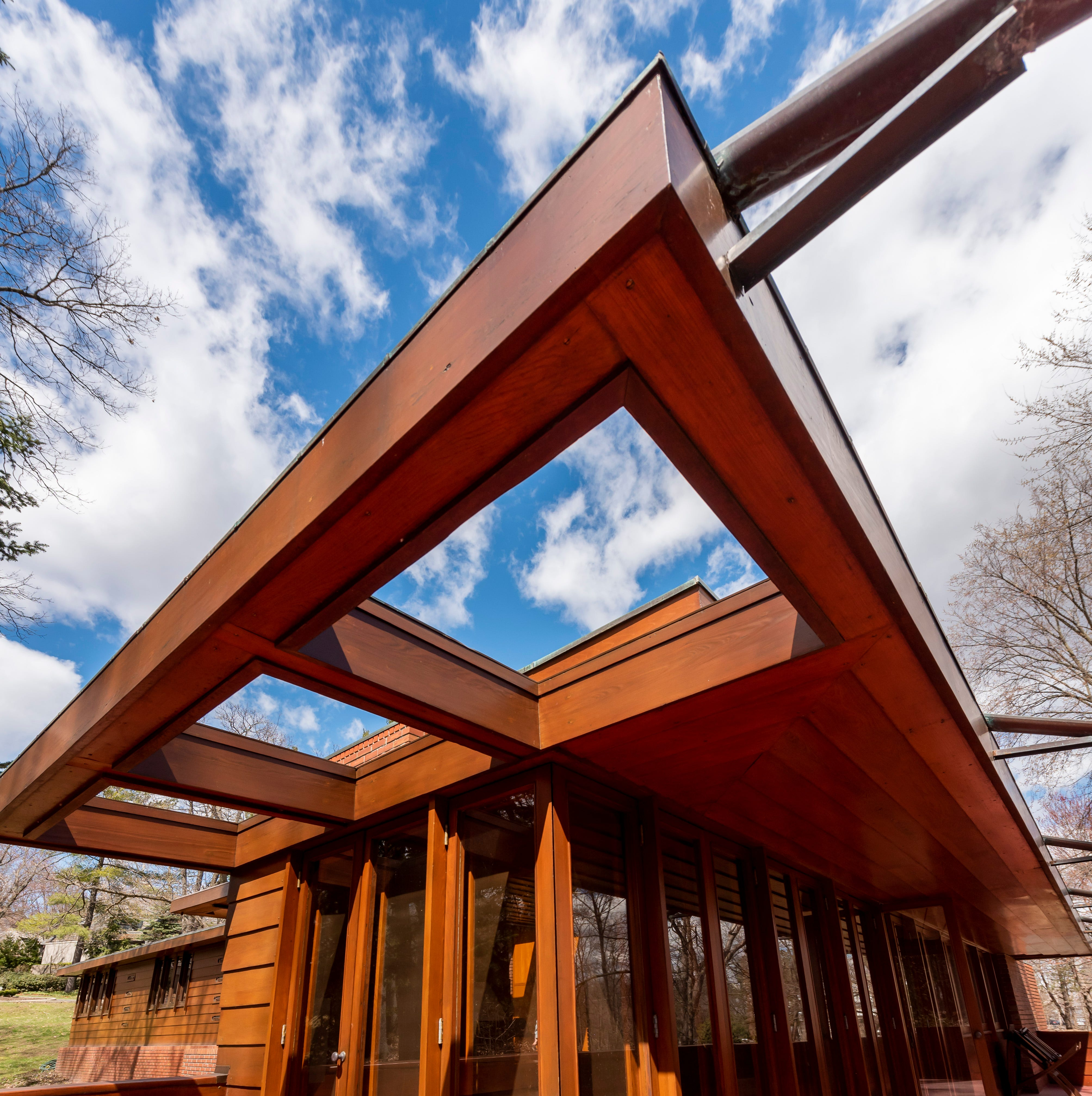 Affleck House designed by Frank Lloyd Wright reopens for tours in May