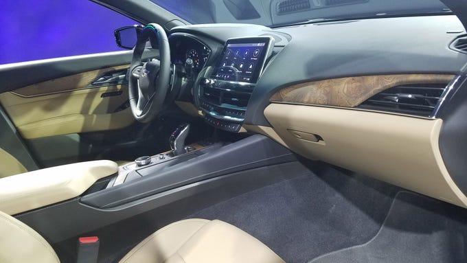 Cadillac brings a compact CT5 to market
