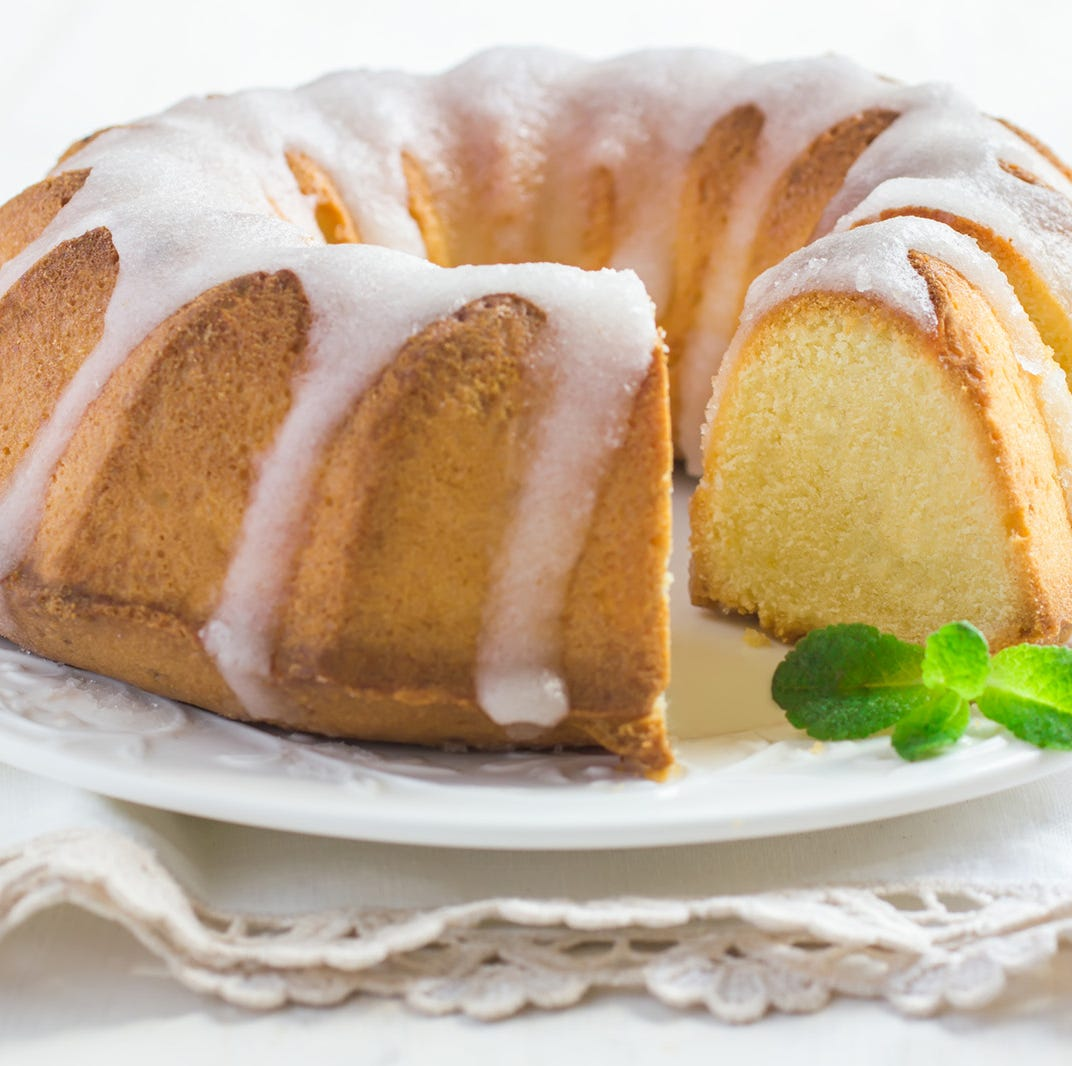 Behold the Bundt cake, still going strong