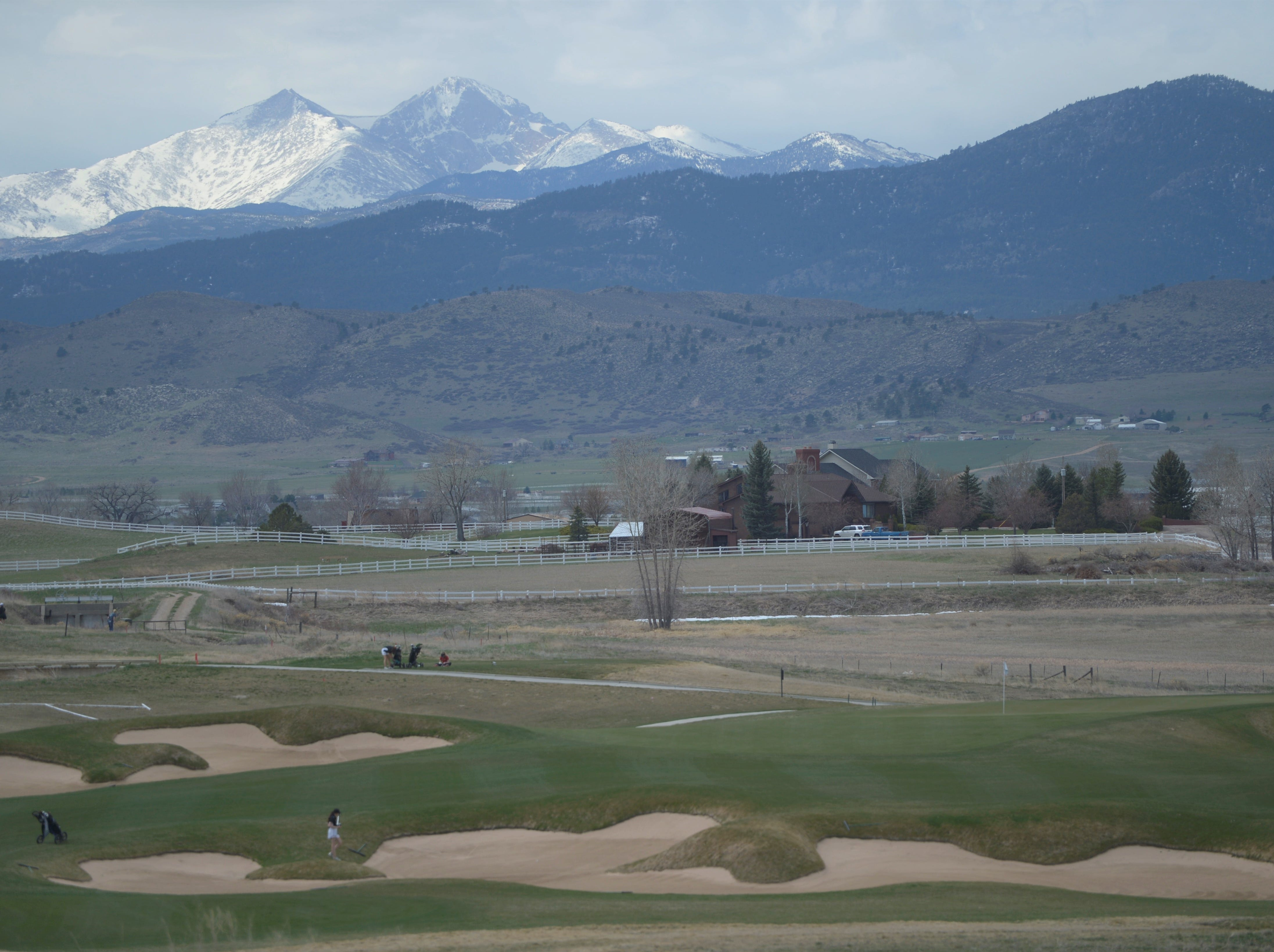 A look at the scenic TPC Colorado golf course in Berthoud.