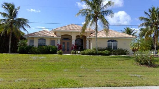 This home at 1130 SW 43rd St., Cape Coral, recently sold for $610,000.