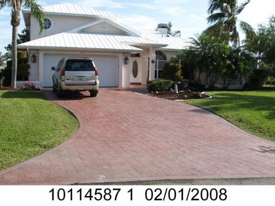 This home at 1401 SW 53rd Lane, Cape Coral, recently sold for $750,000.