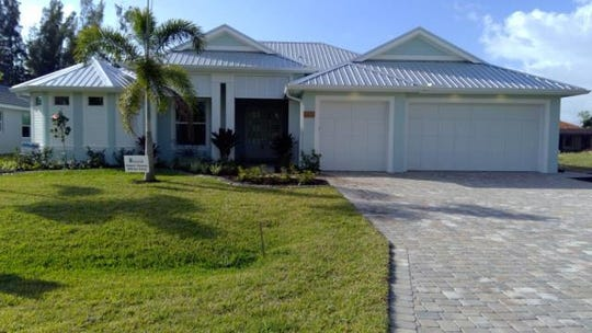 This home at 1804 SW 30th Terrace, Cape Coral, recently sold for $610,000.