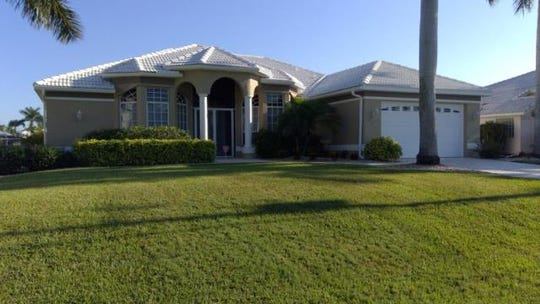 This home at 2619 SW 46th St., Cape Coral, recently sold for $575,000.