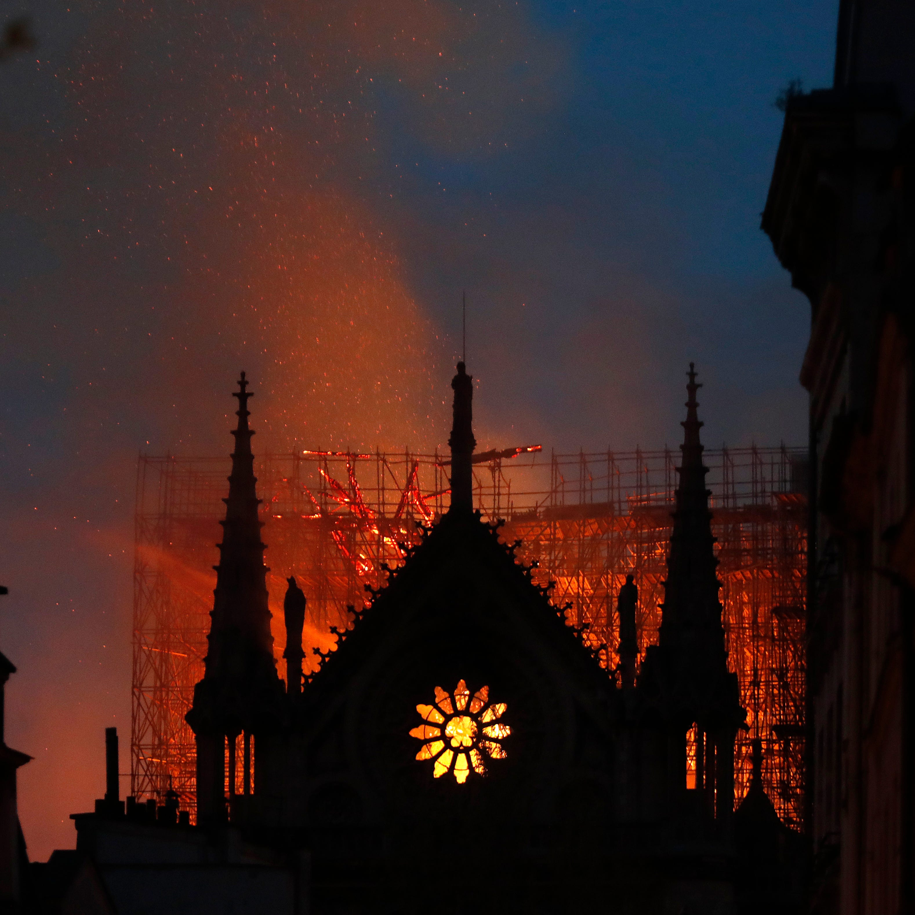 San Angelo couple in Paris react to Notre Dame cathedral fire, Bishop Sis asks for prayer