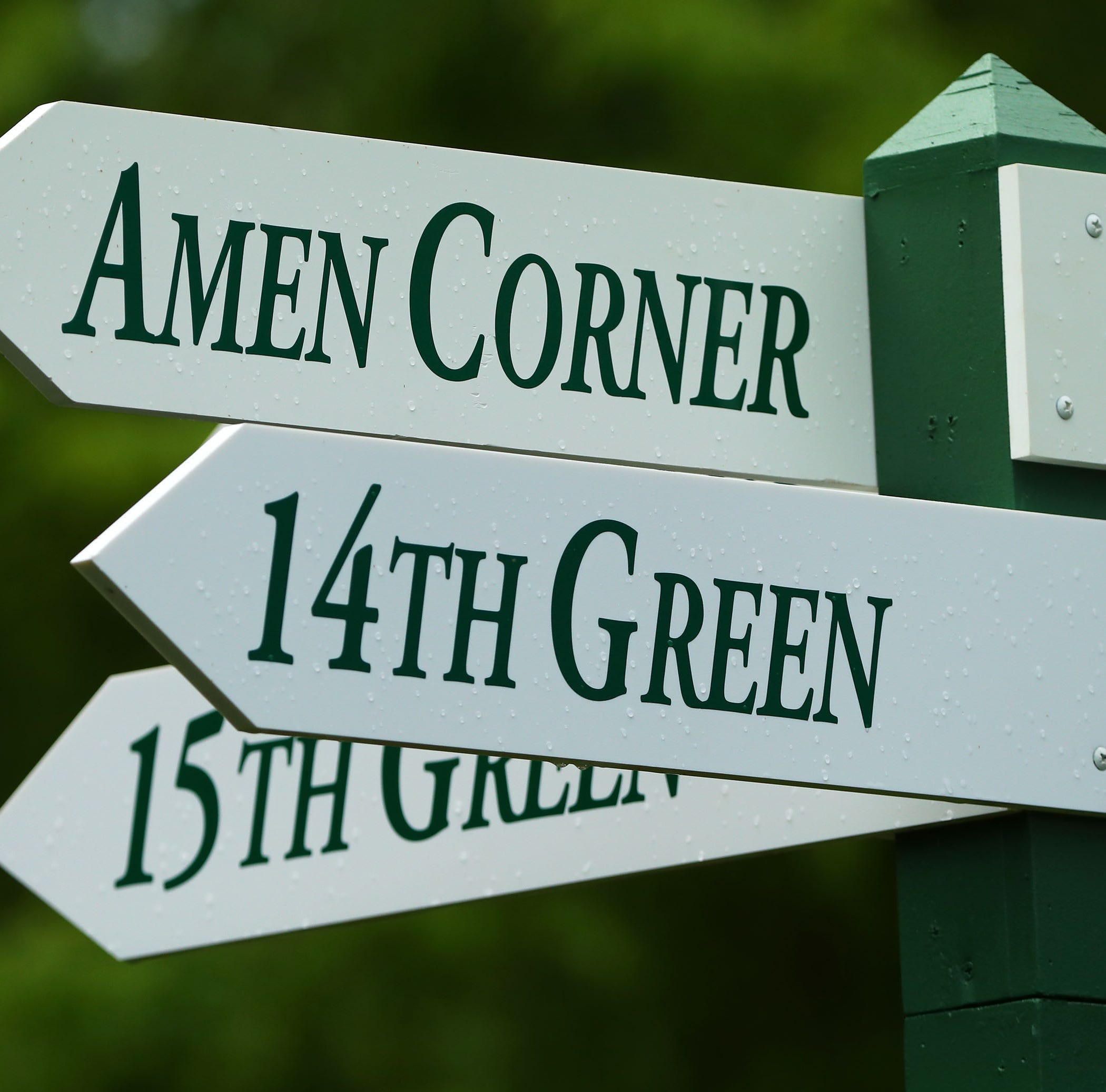 The Masters experience is unforgettable: From Amen Corner to pimiento cheese sandwiches