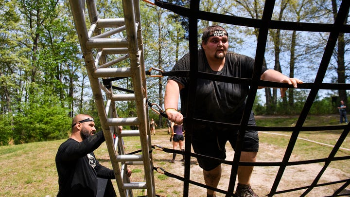 Upstate resident aims to lose 300 pounds with Spartan Race
