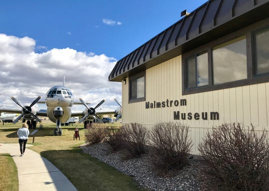 The Malmstrom Museum is open 10 a.m. to 4 p.m., Monday through Friday.