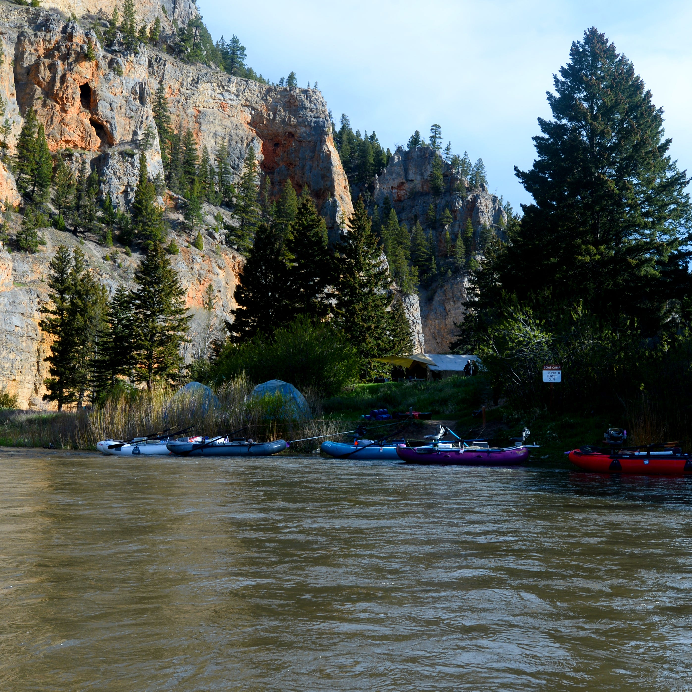 Outdoors briefs: Smith River State Park now open to float