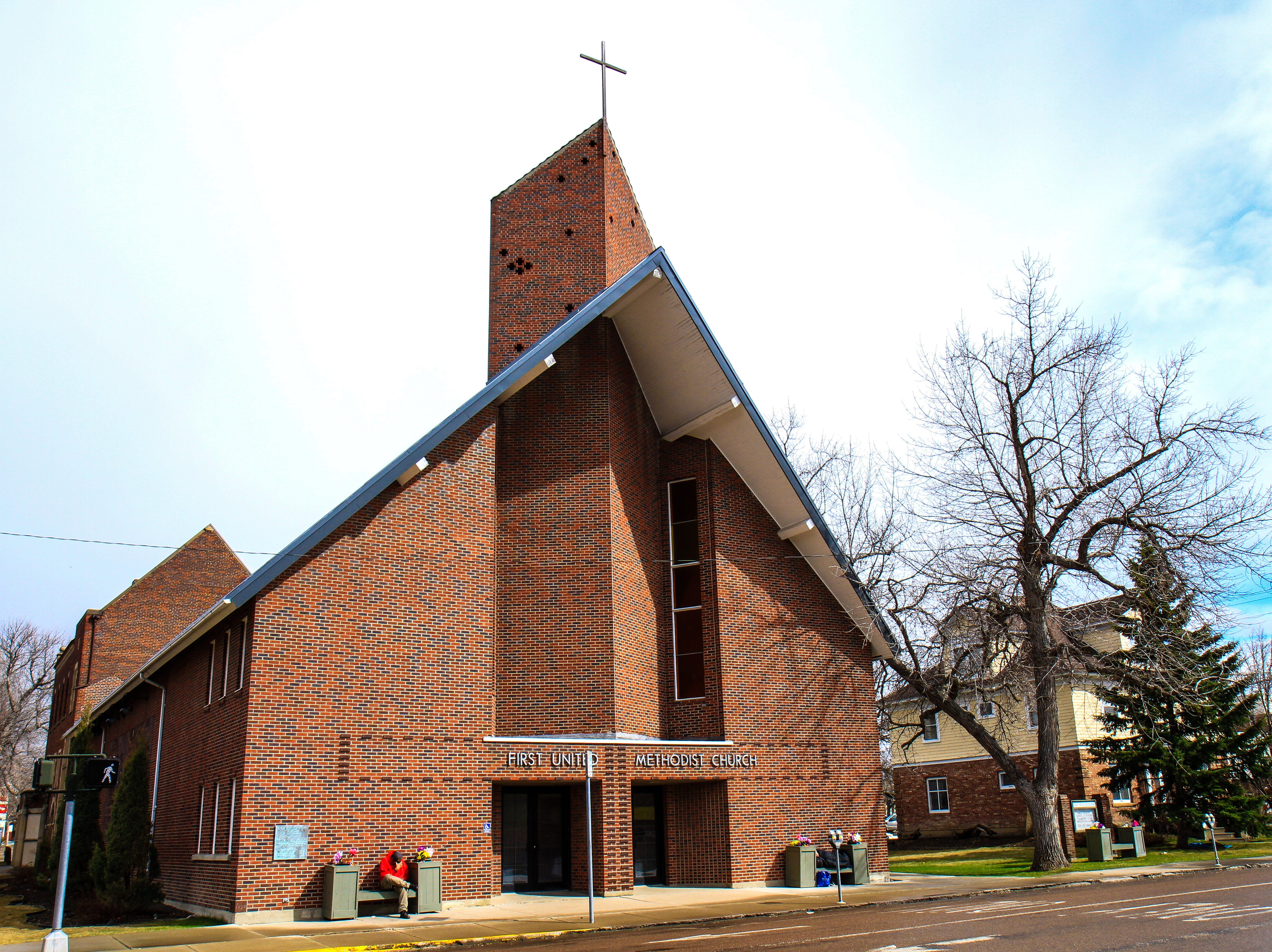 First United Methodist Church, downtown Great Falls