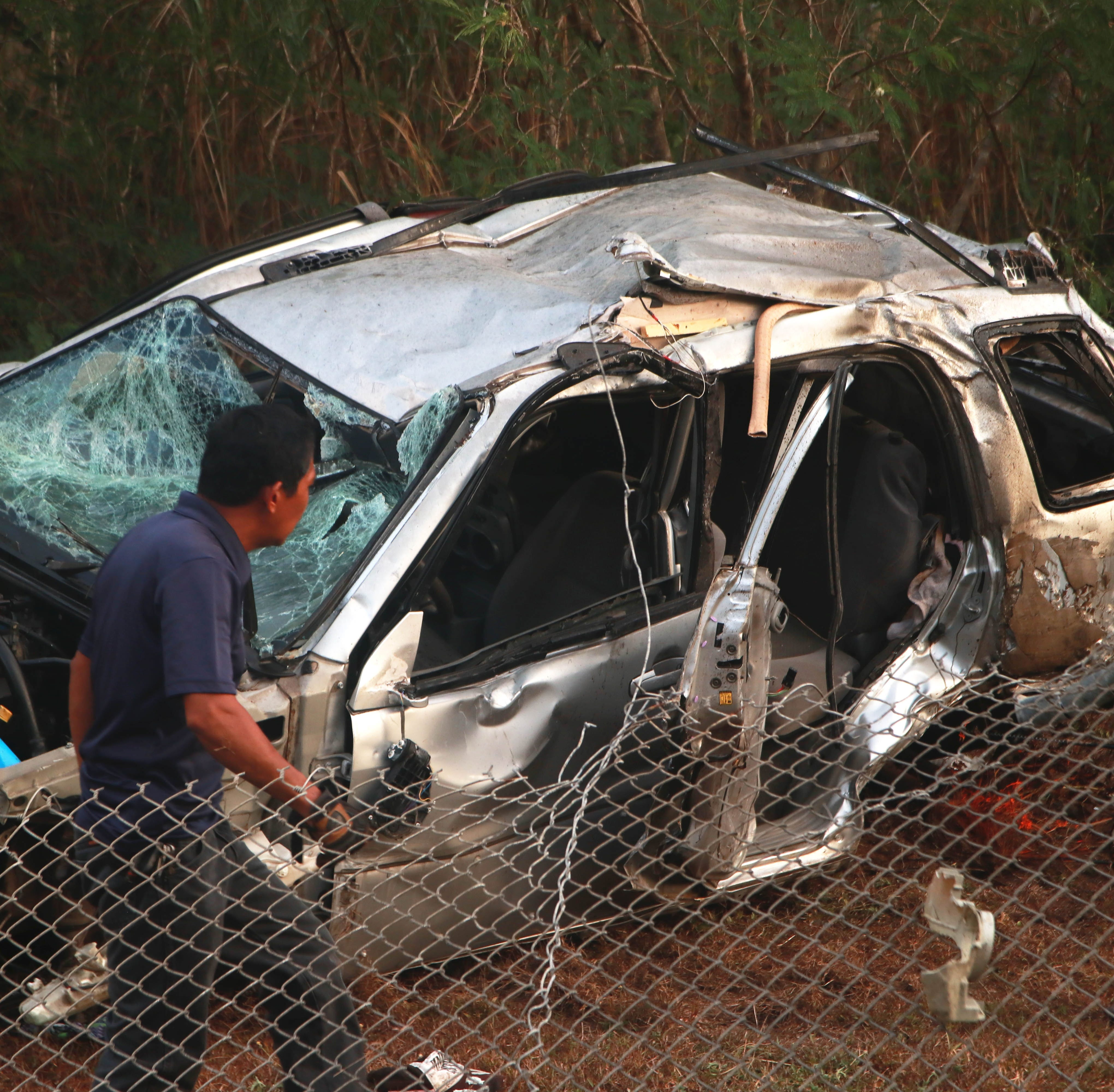 GPD: Death in Agat crash