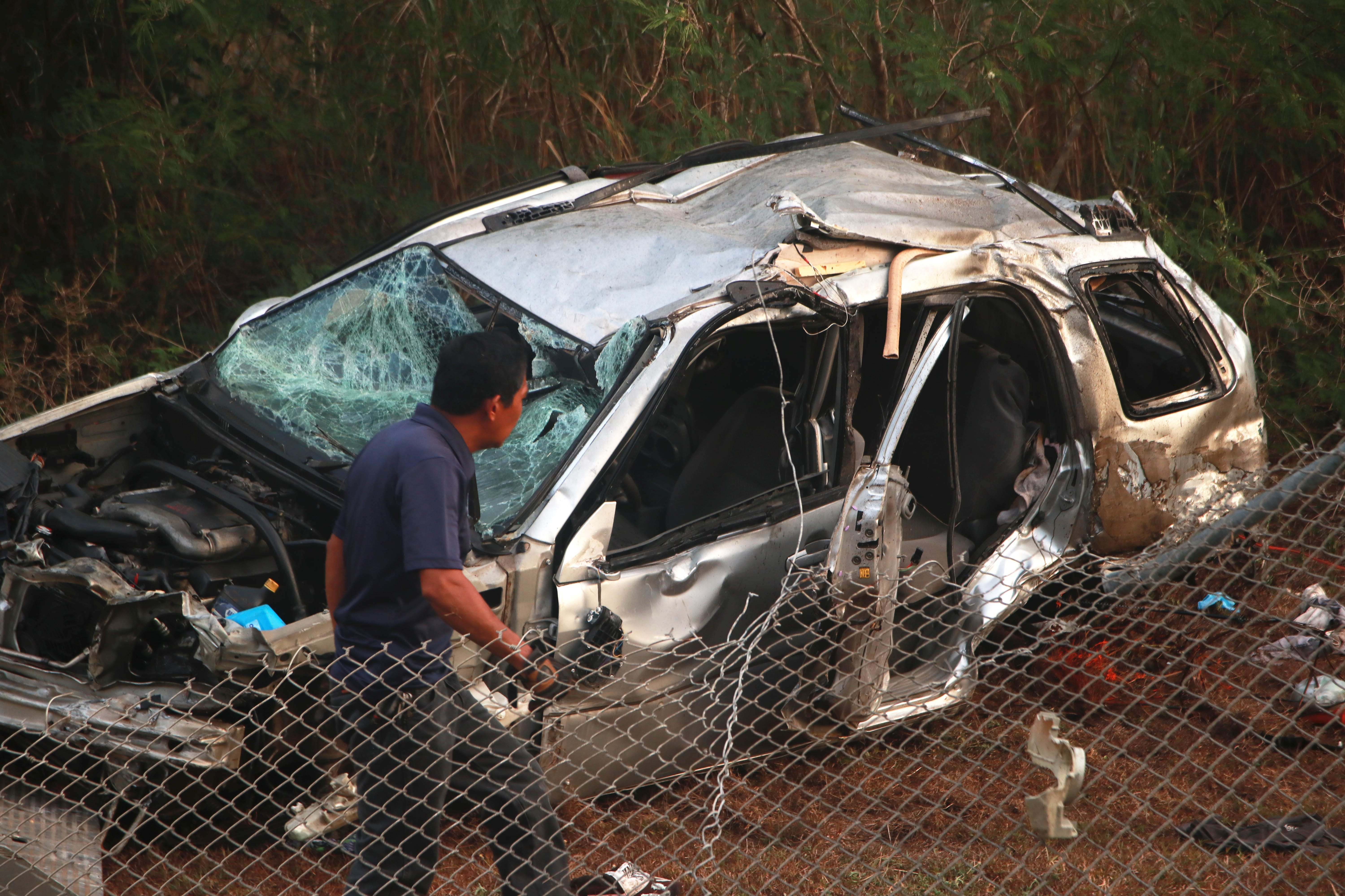 GPD seeks family's help to ID man who died in Agat crash