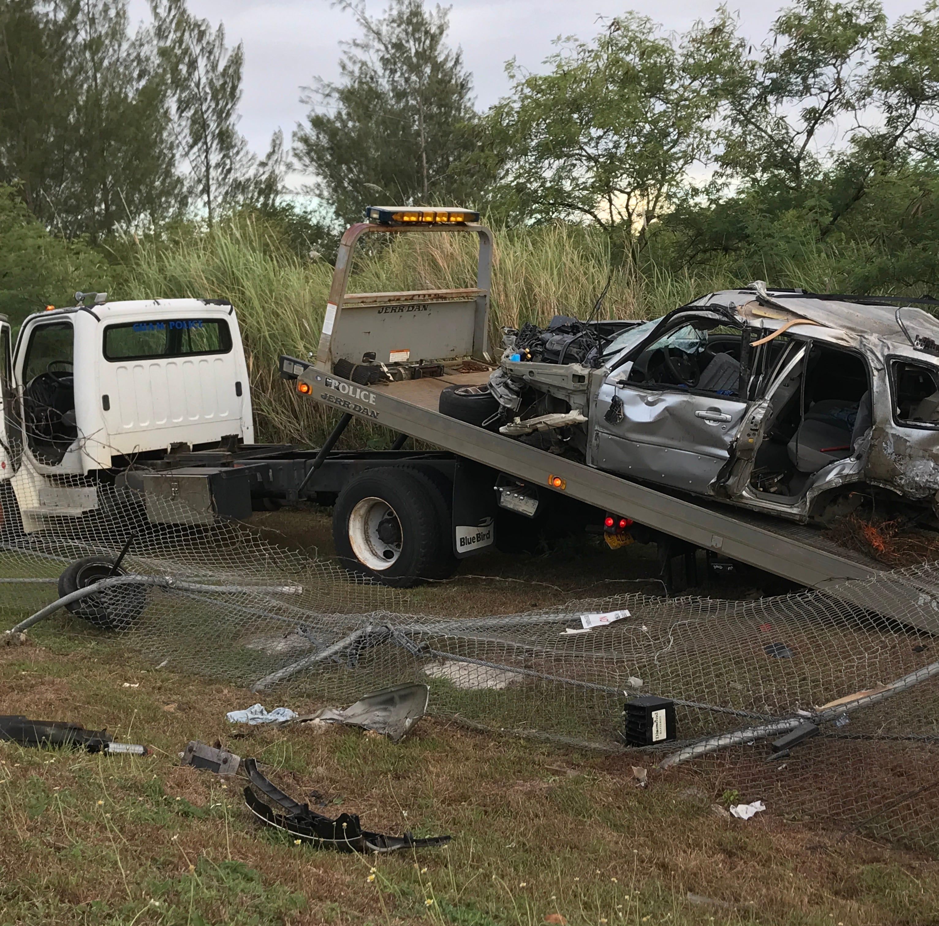 GPD: Death in Agat crash