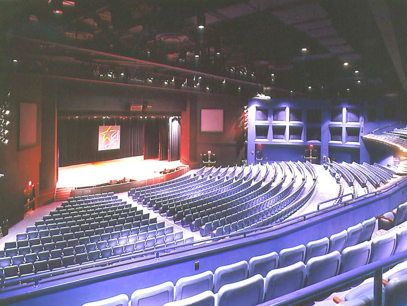 Brown County's new 2,000-seat venue announces big shows, 10 years after the Opry burned