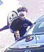 Jackson police are trying to identify this man, believed to be connected to a string of vehicle burglaries that occurred outside a Jackson church during services on March 10.