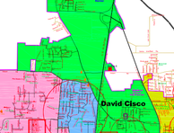 Jackson city elections: David Cisco faces a challenge from Christiana Gallagher to represent District 9