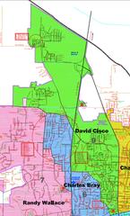 Jackson City Council District 9