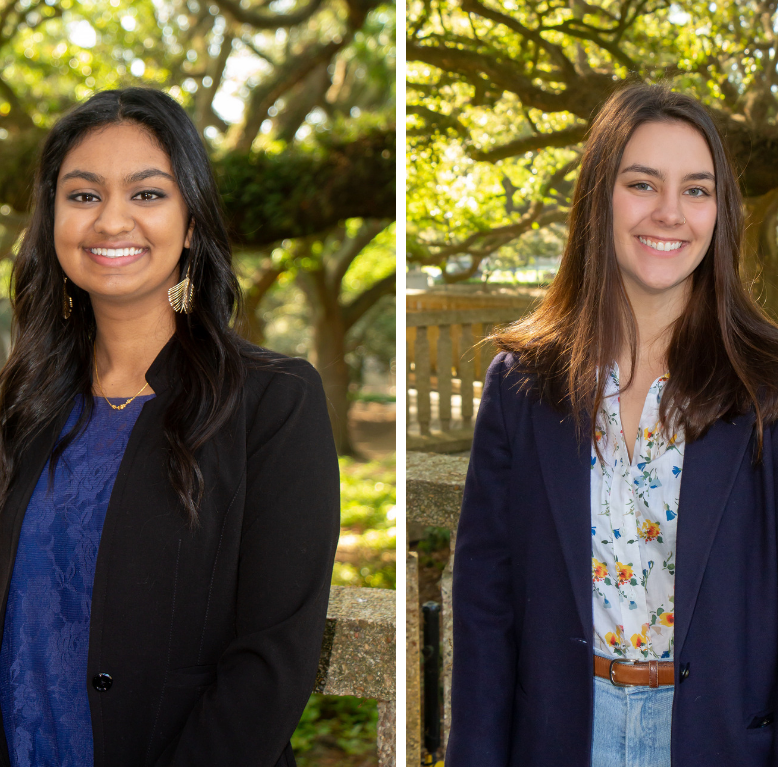 Two Lafayette students named to LSU's Tiger Twelve Class of 2019