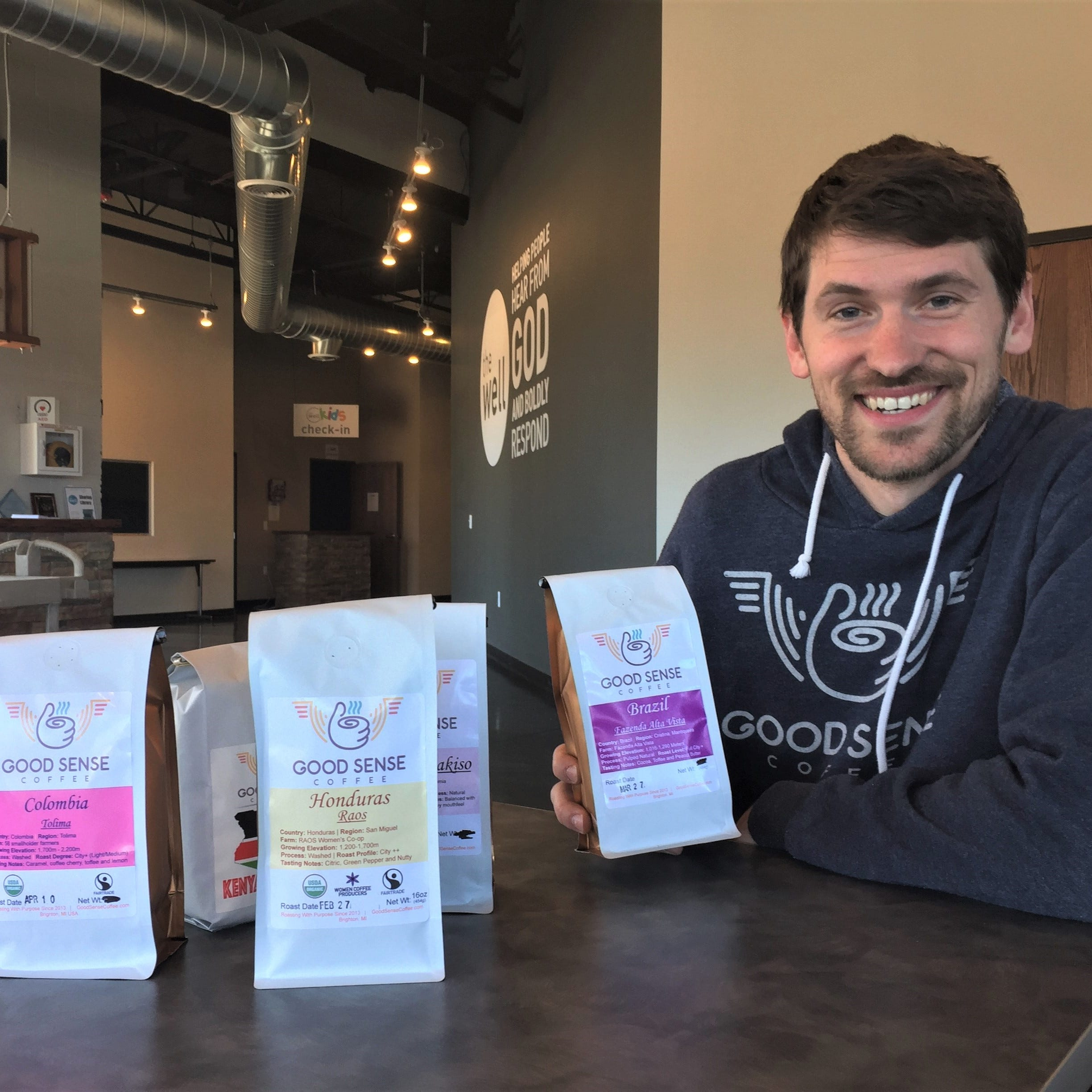 Brighton coffee roaster to open new shop, start concert series
