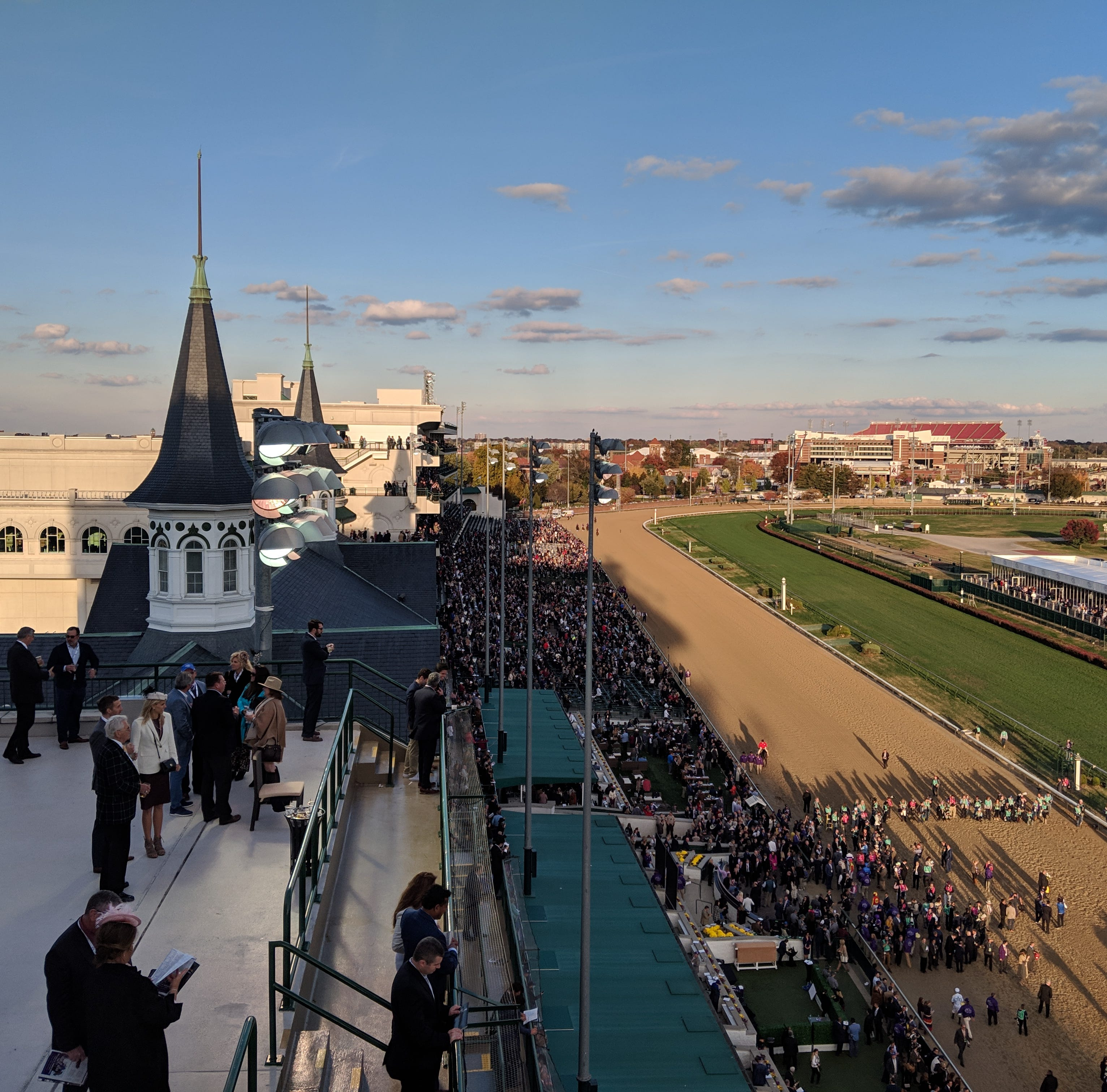 Step inside The Mansion — Kentucky Derby's most exclusive VIP spot