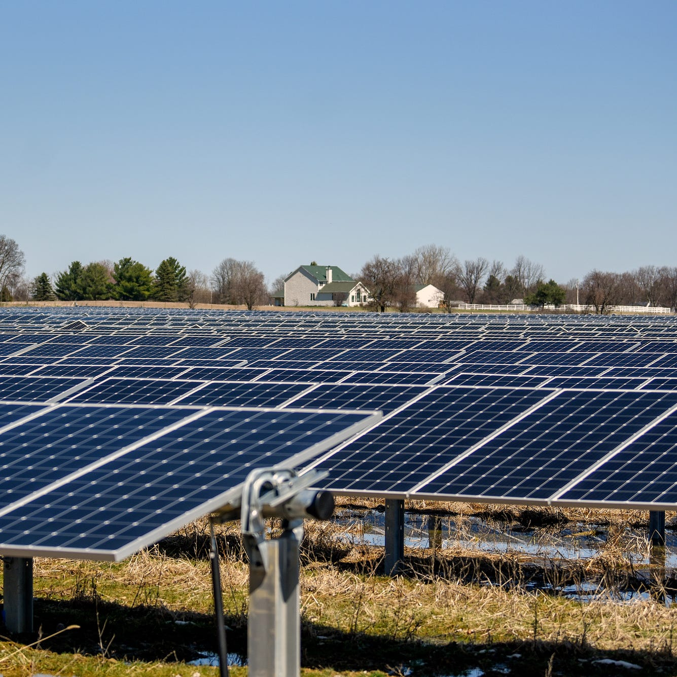 Citizen-led effort to put solar farm rules before Eaton County voters falls short