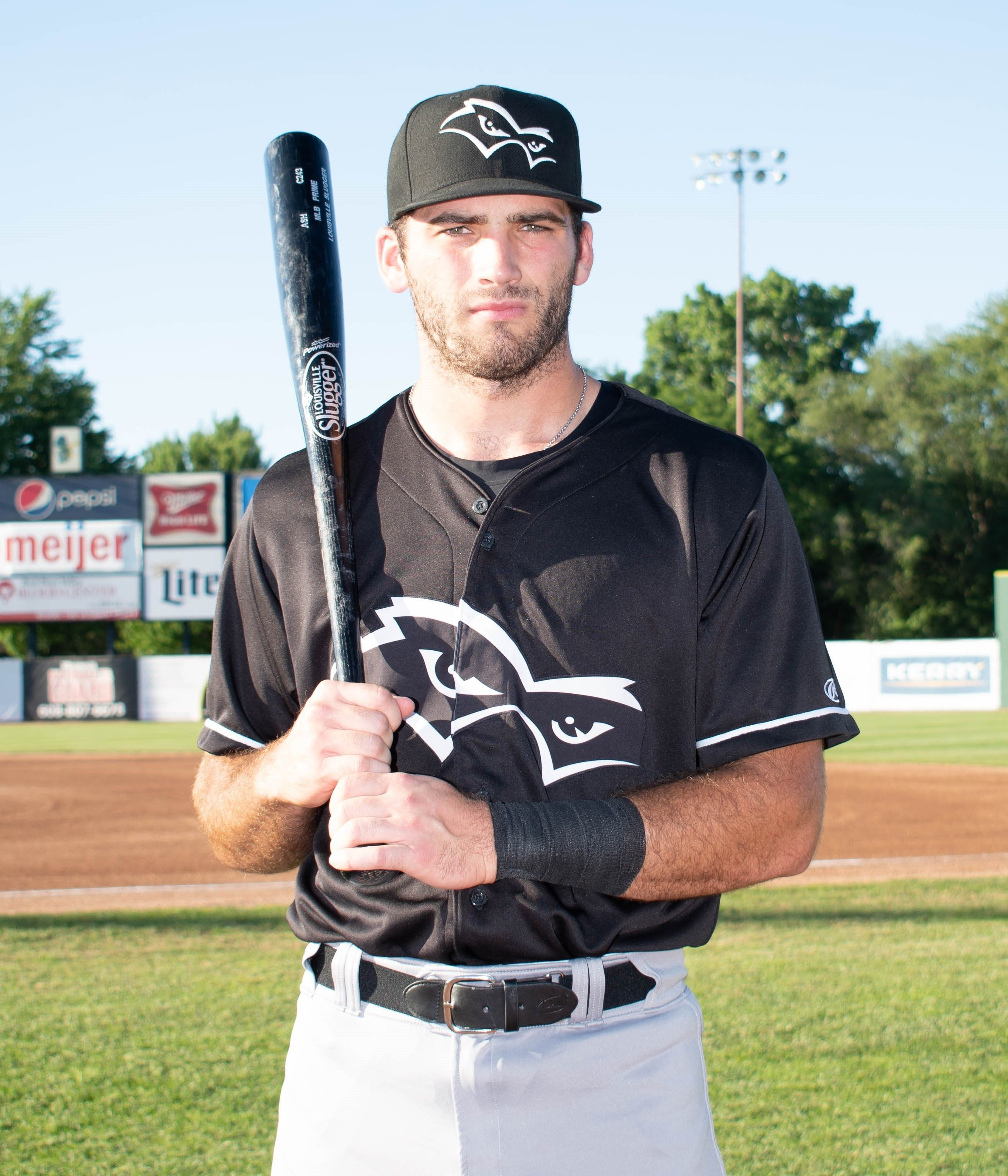 Former Kimberly standout Scott Schreiber is batting .353 through 10 games for the Quad Cities River Bandits.