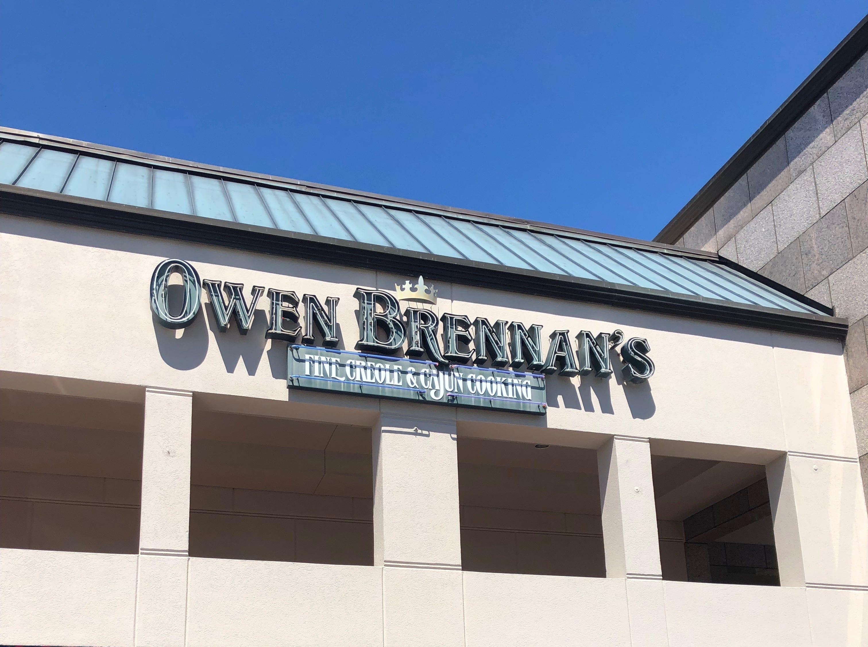Owen Brennan's