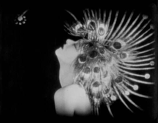 """Salome,"" the 1923 fantasy drama directed by and starring the great silent star Alla Nazimova, is showing at the Oriental Theatre as part of ""Pioneers: First Women Filmmakers."""