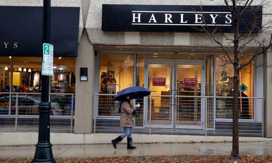 Harleys menswear plans to move from Shorewood to Milwaukee's Third Ward.