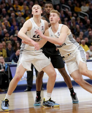 Hauser brothers, Wisconsin Badgers appear to be good fit